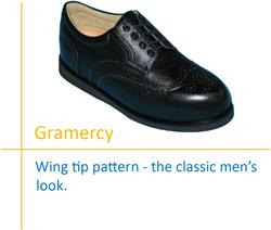 Custom Molded Shoes, Richie Brace